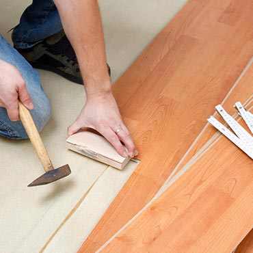 Laminate Flooring in Collinsville, IL